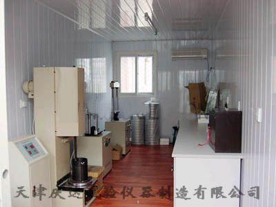 流动实验室(内部照片)